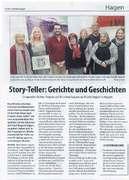 Das Hagener Flüchtlingsprojekt Story-Teller